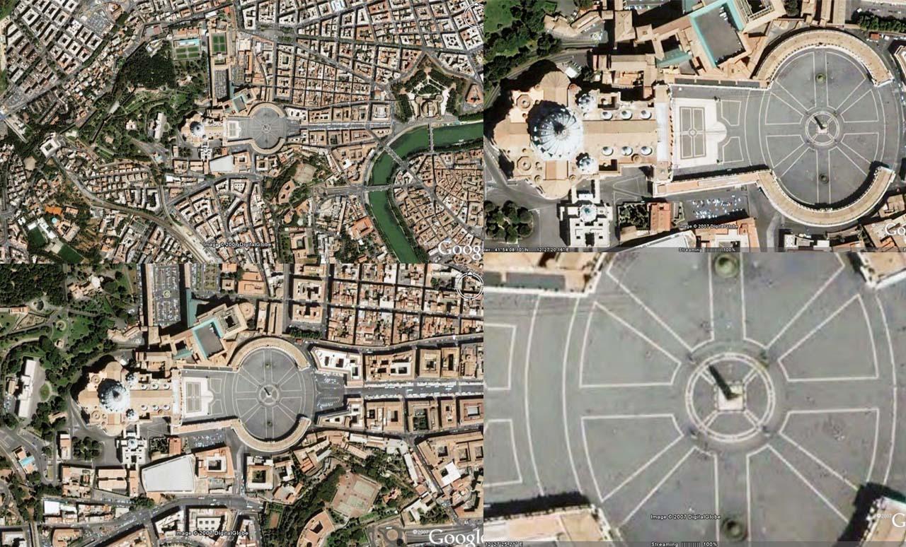 Hotel Zone in Roma - Book a luxury hotel near Vatican city