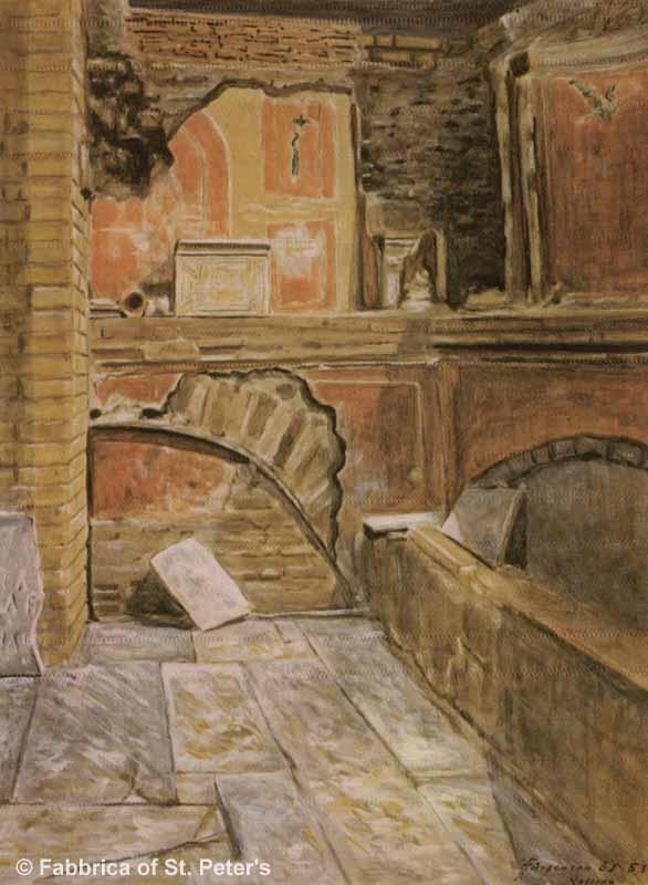 The Vatican Necropolis Scavi Area Q