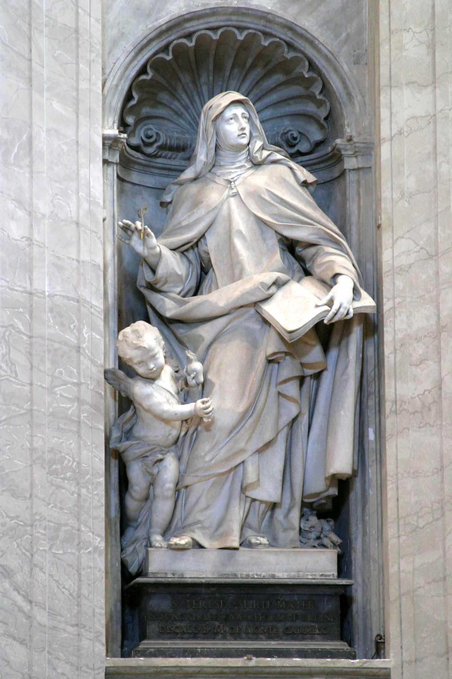 st teresa of avila essay The ecstasy of saint teresa  gianlorenzo bernini kept returning to one passage in the autobiography of saint teresa of avila:  marilyn abildskov's essay,.